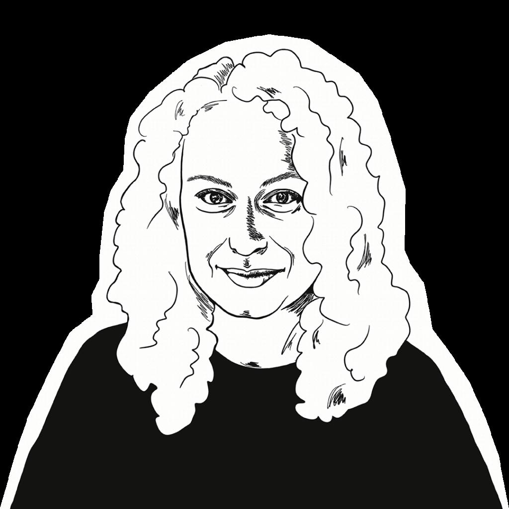 Portrét Aničky