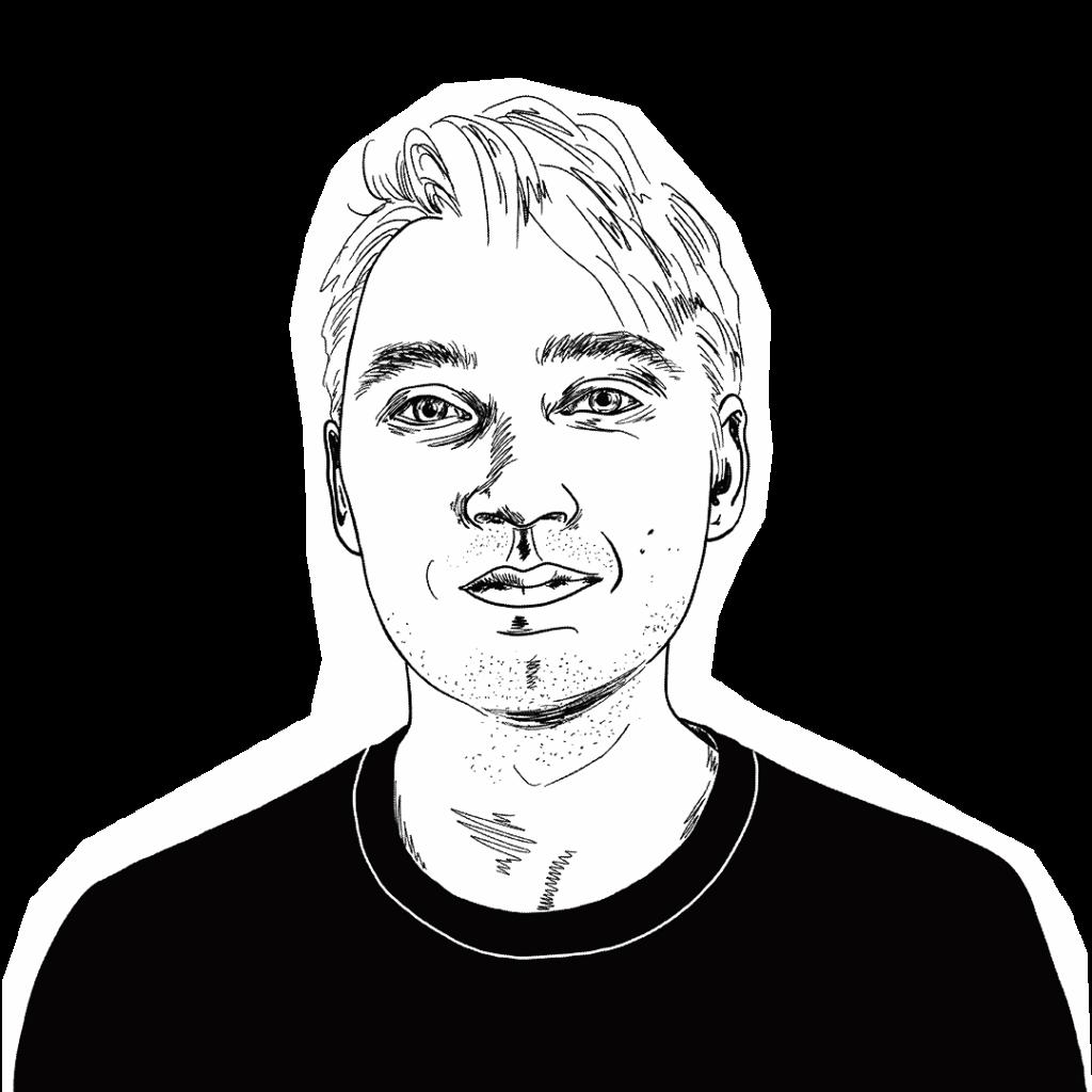 Portrét Matyho